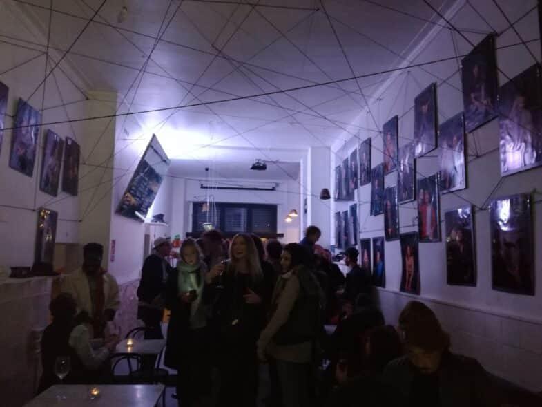 Exposición de Bruno Gabriel