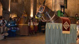 La Mulassa de Barcelona celebra 450 años en las Festes de Santa Eulàlia