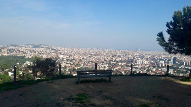 Mirador de los Ciprés (Mirador dels Xipres)