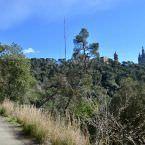 Camino al Tibidabo