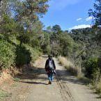 Caminando al Tibidabo