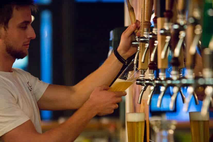 Big Al´s cerveza artesanal