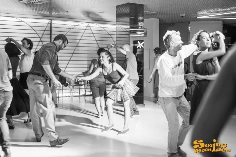 Swing en el Gran Casino Barcelona