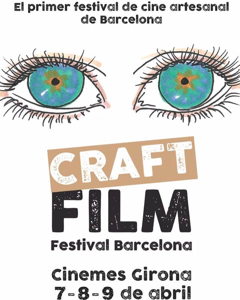 Cartel del Craft Film Festival BCN.