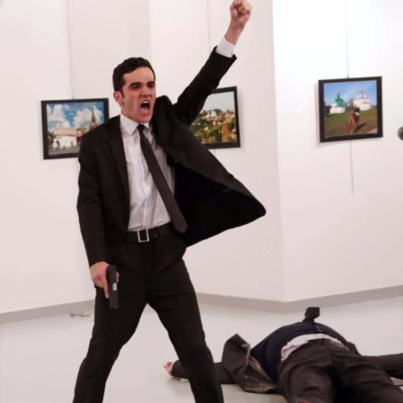 Imagen ganadora de este prestigioso premio internacional de fotoperiodismo