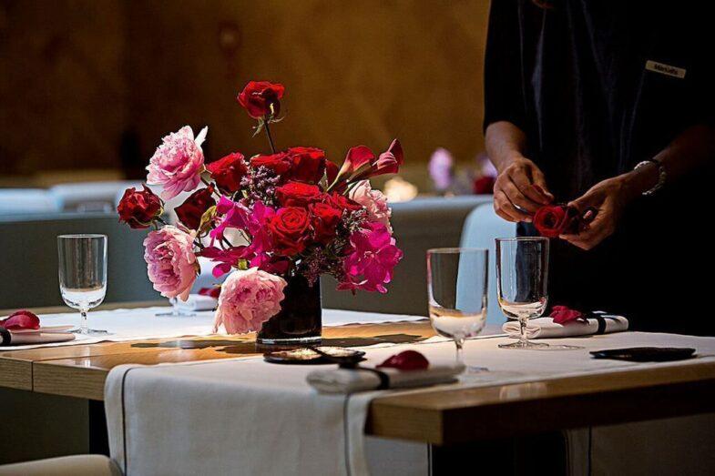 Los preparativos de Sant Jordi enMonument Hotel