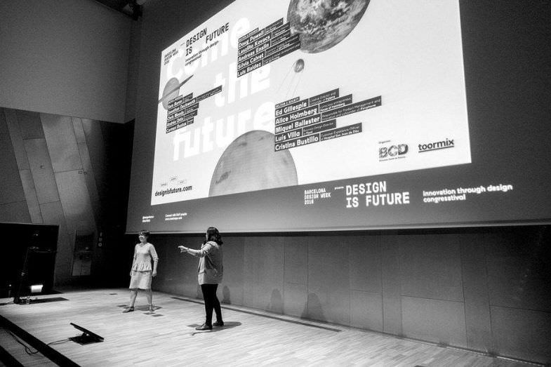 Design is future - Barcelona Design Week