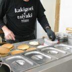 Preparación de dorayakis