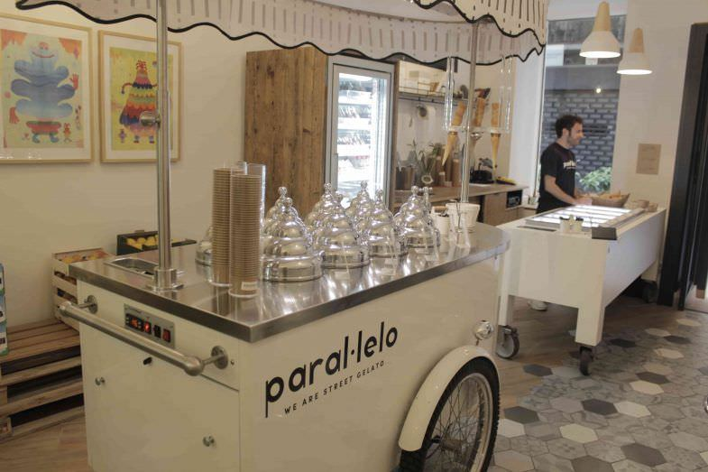 La tienda Paral·lelo