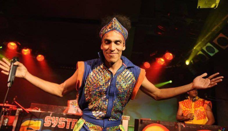 Systema Solar colectivo de música colombiano