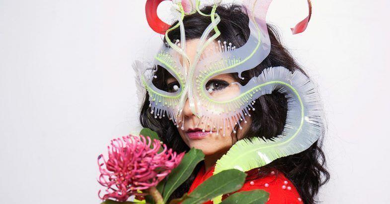 Björk en sónar+D