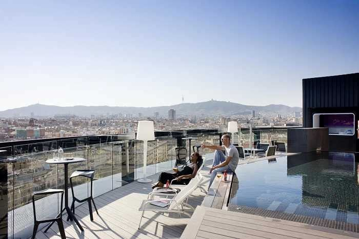 Top 10 Terrazas En Barcelona Un Buen Día En Barcelona
