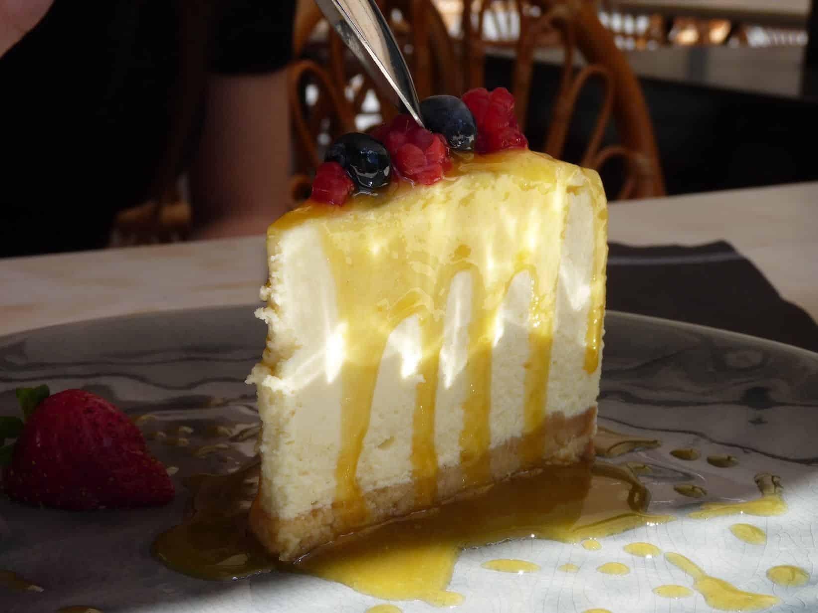 Cheese Cake Maracuya