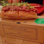 Un vistoso packaging permite llevarte tu comida a casa