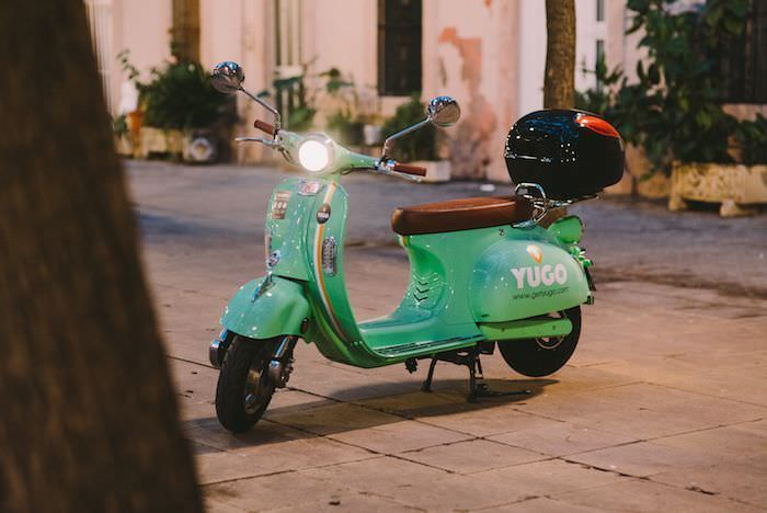 scooter electrica barcelona