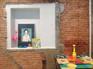 La decoración infantil destaca en el establecimiento