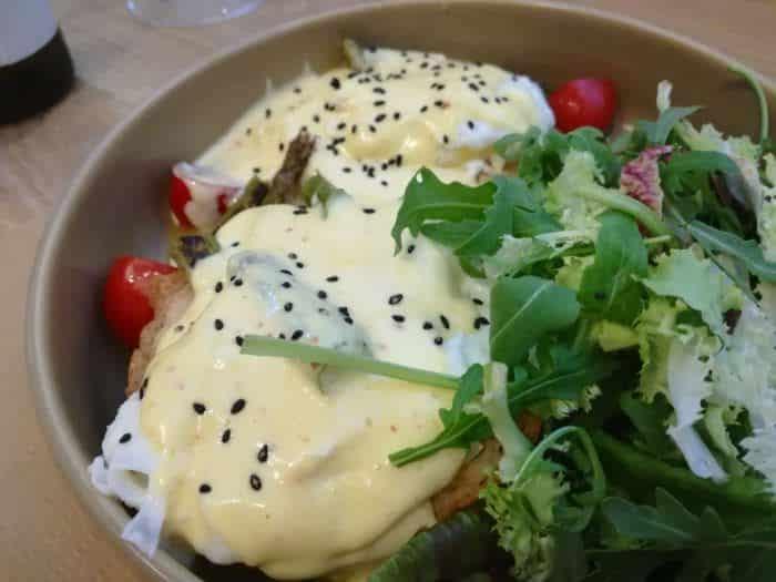 Los huevos Benedictinos, un clásico en cualquier brunch