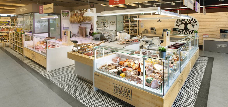 Supermercado Ametller Origen (Img: jjfusters)