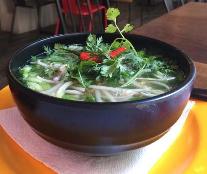 Sopa Pho, la original