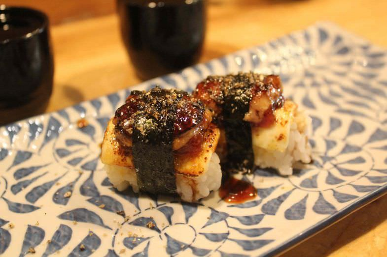 Sweet nigiri