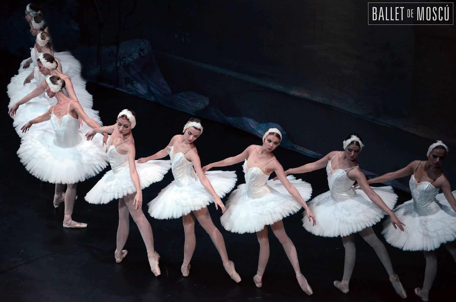 El Lago de los Cisnes, Ballet de Moscú