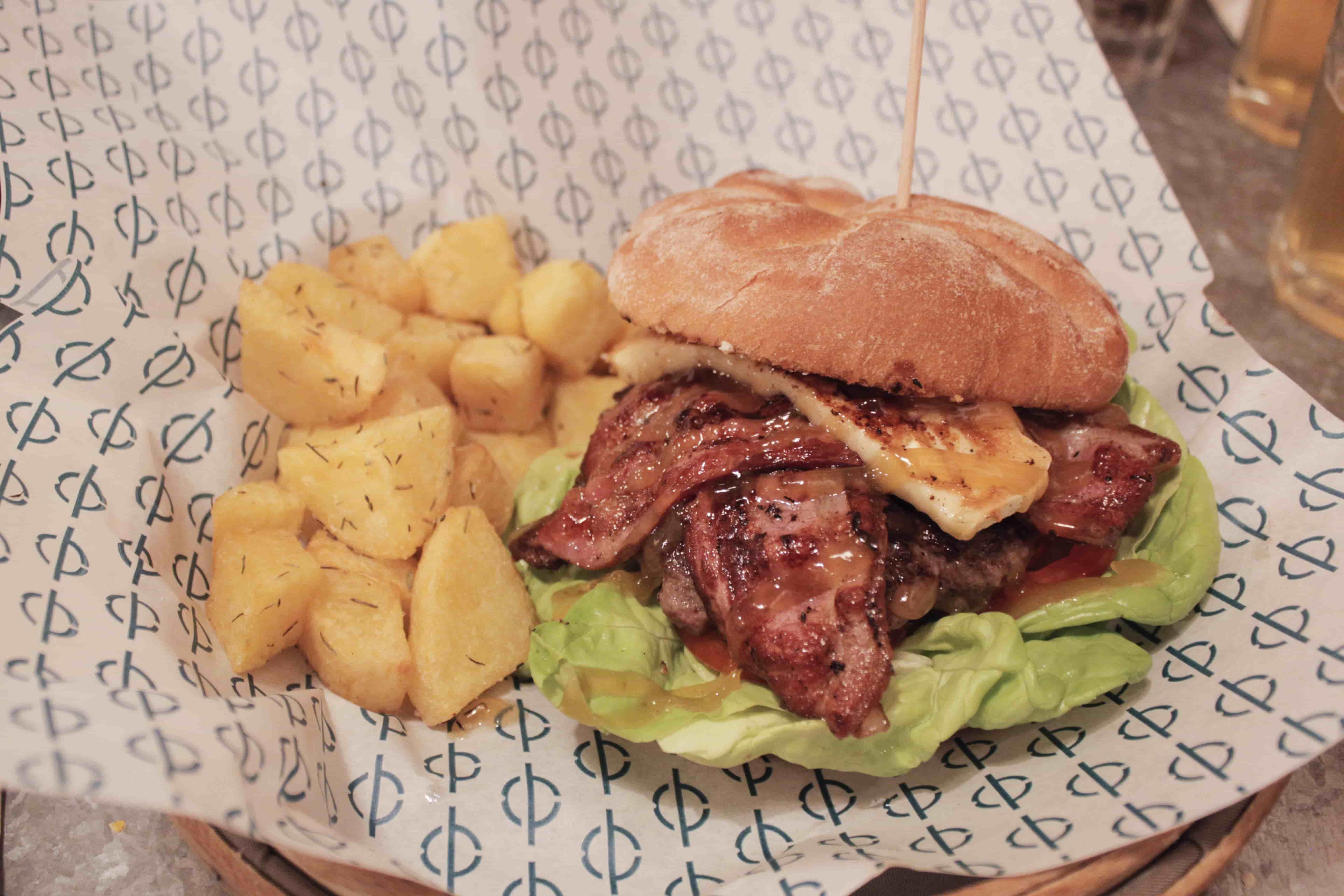 Las 10 mejores hamburguesas de barcelona