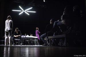 La Nau Ivanow acoge esta obra del grupo Ibuprofeno teatro
