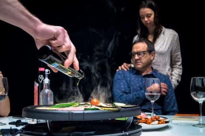 Podrás unirte a la Raclette de jueves a domingo