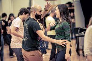 Divertirse bailando en U Dance
