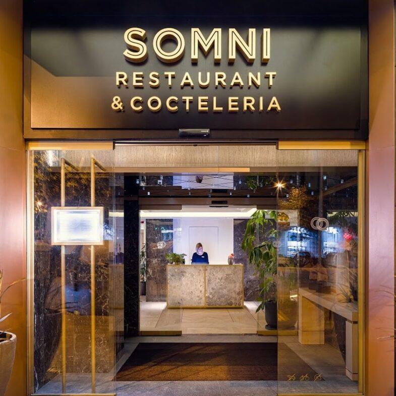 Hotel One Somni Restaurante & Coctelería
