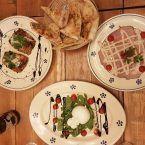 Platos variados Buon Appetito