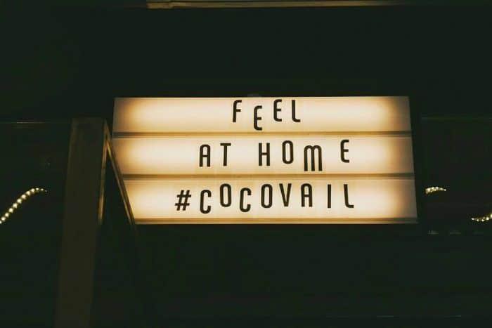 En Coco Vail te sentirás en confianza, entre amigos