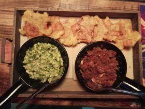 Street food latino en Mi País