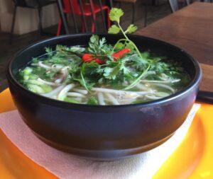 Auténtica comida vietnamita en Mon Viet