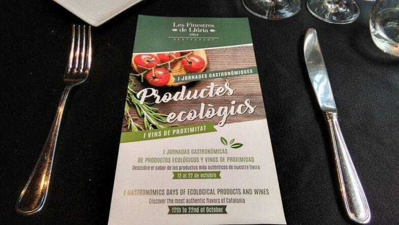 Presentación de las Jornadas Gastronómicas.