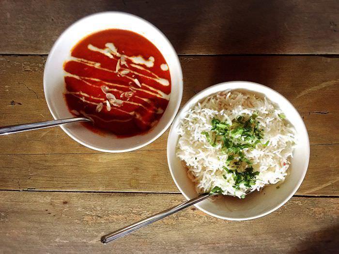 Atrévete a probar la cocina India