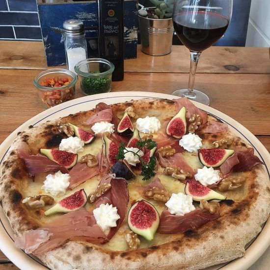 Pizza de la semana en Buon Appetito