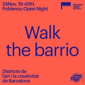 Poble Nou Open Night