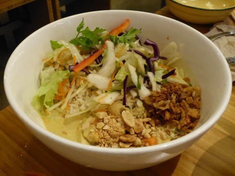 Restaurante la vietnamita un buen d a en barcelona - Arroz con pescado y verduras ...