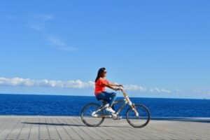 Bamboo Bike Tour en la Barceloneta