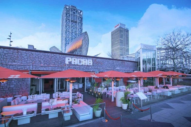 Restaurante Pacha Barcelona