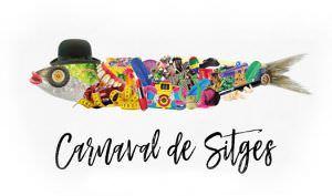 Cartel del Carnaval de Sitges.