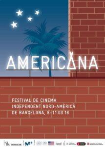 Cartel Americana Film Fest 2018.