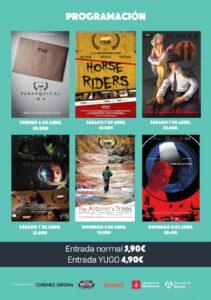 Selección de películas dentro del Craft Film Fest 2018.