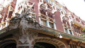 El Palau de la Música