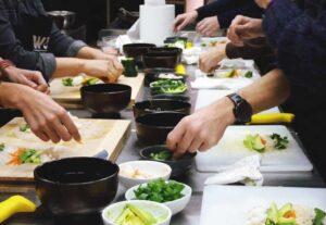 Taller de cocina vietnamita WoKitchen