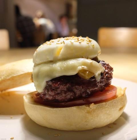 hamburguesas de calidad La Burg