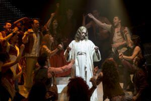 Pasaje de Jesus Christ Superstar.