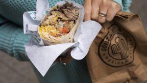 Gonzalez and Co Burrito