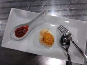 Cata de salsas